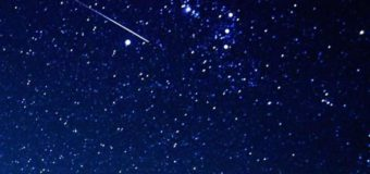 In montagna, sotto le stelle
